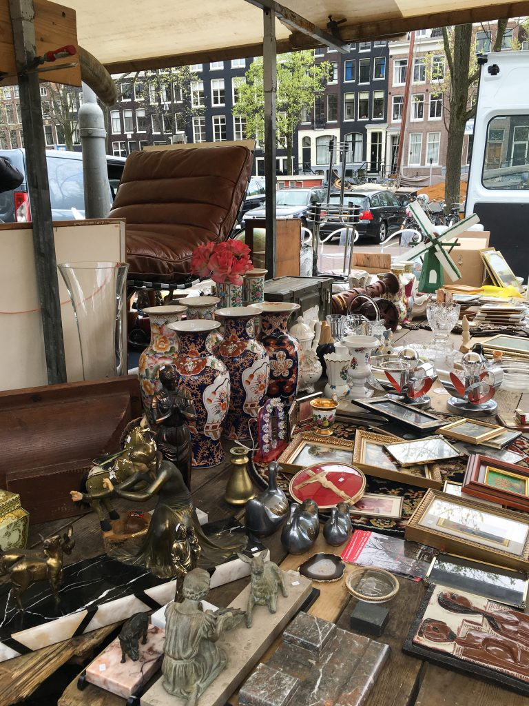 Amsterdam off the beaten path | the canal market