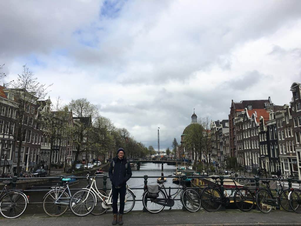 Amsterdam Off the Beaten Path | Exploring the beautiful Jordaan District in Amsterdam, the Netherlands
