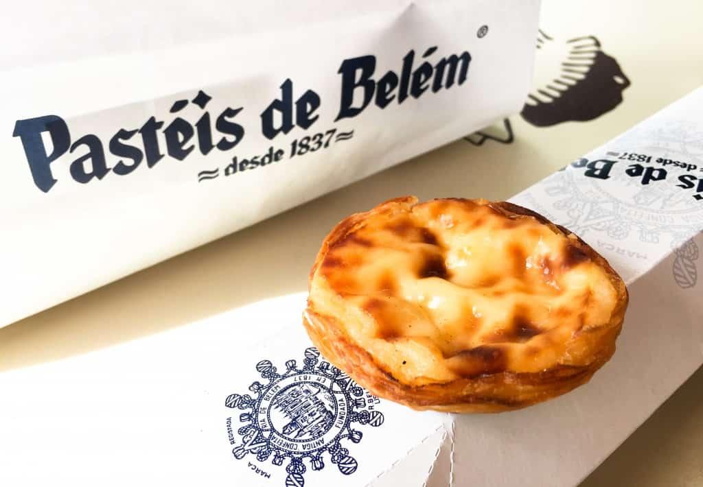 Lisbon Portugal Pasteis de Belem