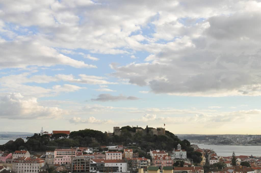 Lisbon Portugal Alfama