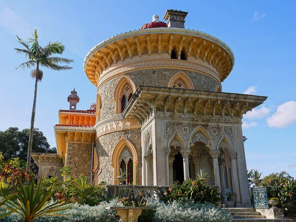 Park and Palace of Monserrate