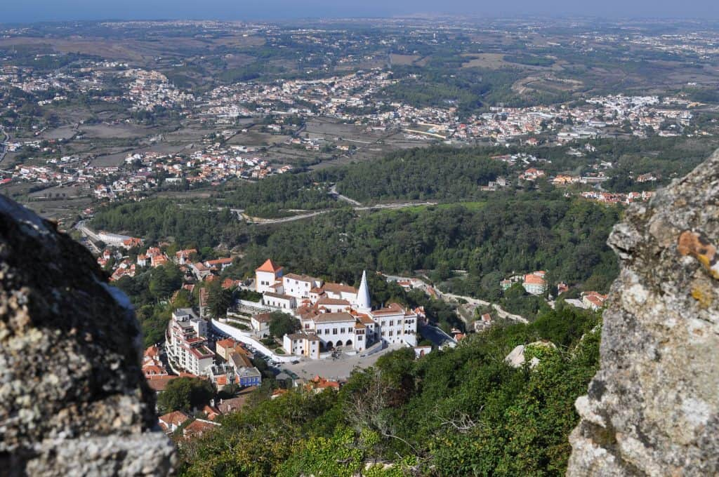 Day Trip to Sintra | National Palace of Sintra - Parques de Sintra | How to spend one day in Sintra