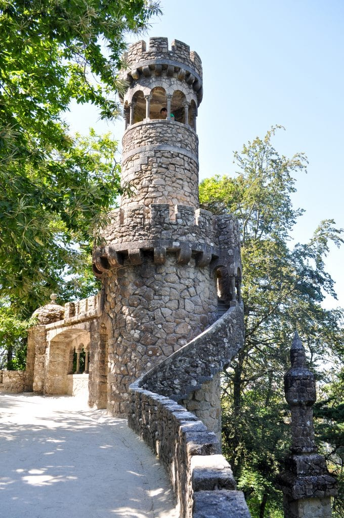 Quinta da Regaleira in Sintra, Portugal | The best day trip from Lisbon | One day in Sintra, Portugal