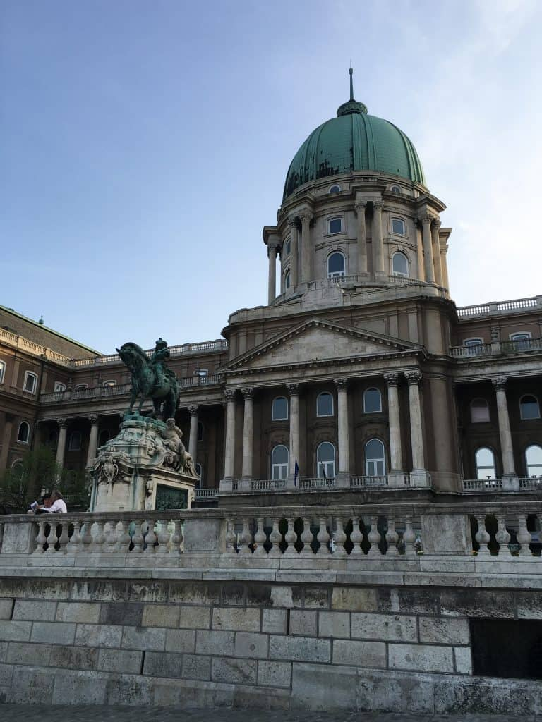 Things to do in Budapest | Buda Castle Budapest Hungary