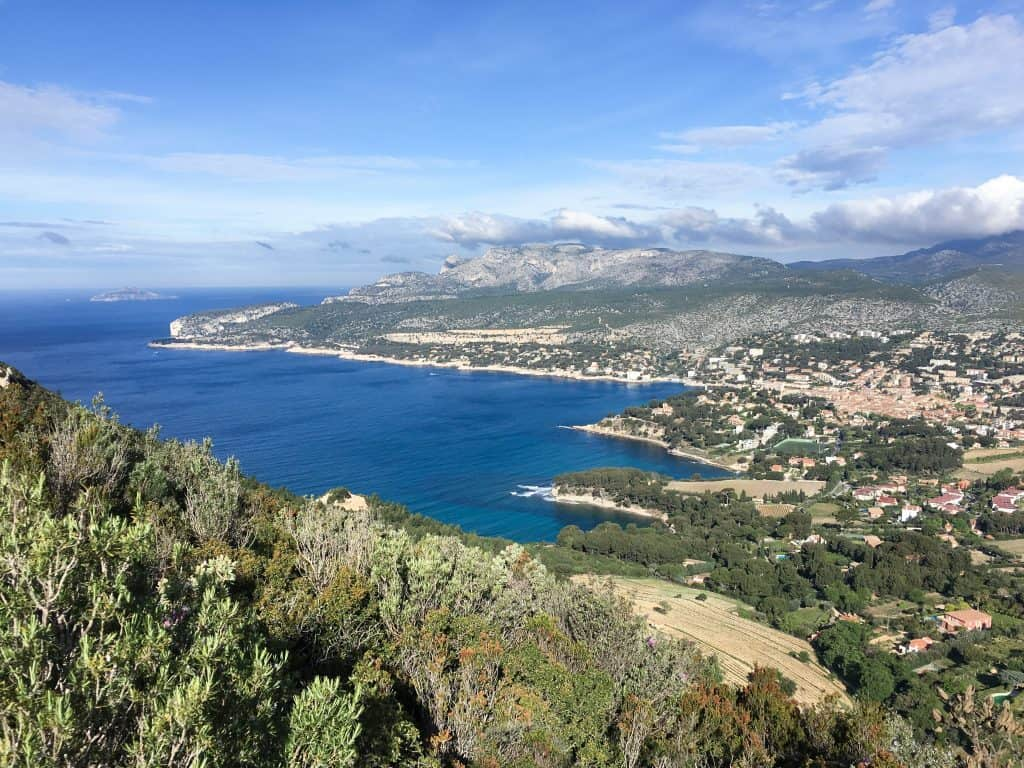 Cassis Provence France Cap Canaille