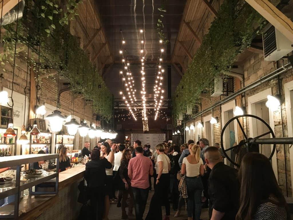 Ruin Pub Mazel Tov | Jewish Quarter Budapest Hungary | Budapest Jewish Quarter Restaurants