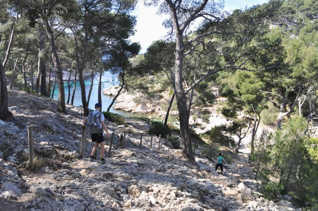 Hiking Les Calanques Port Pin