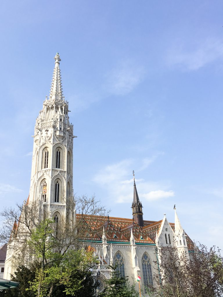 Things to do in Budapest | Matthias Church Buda Castle District