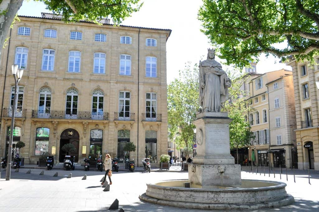 René Fontaine Aix-en-Provence France