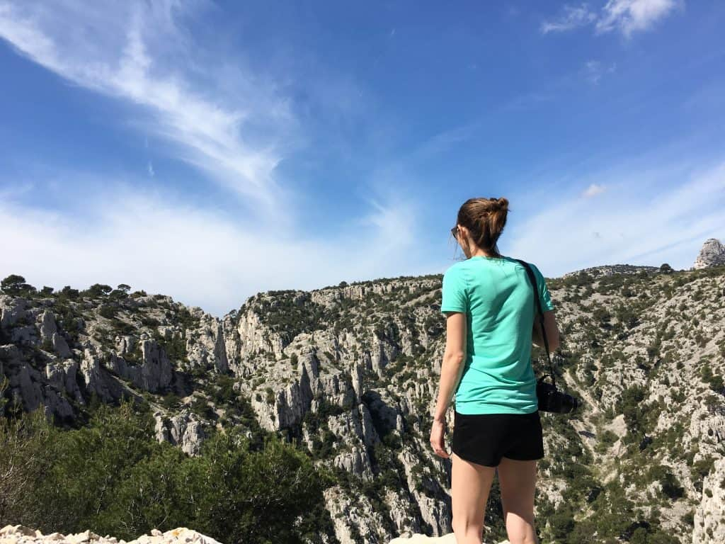 Hiking Les Calanques in Southern France
