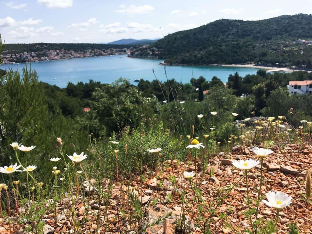 Croatia Dalmation Coast Driving