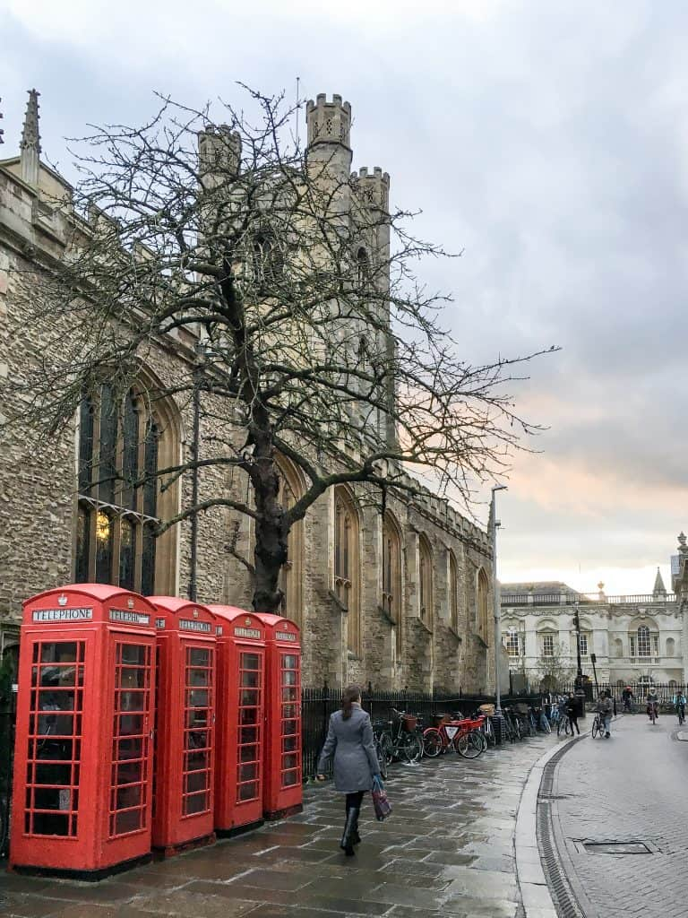 Great Saint Mary's in Cambridge, England | Oxford vs Cambridge: The best English University town