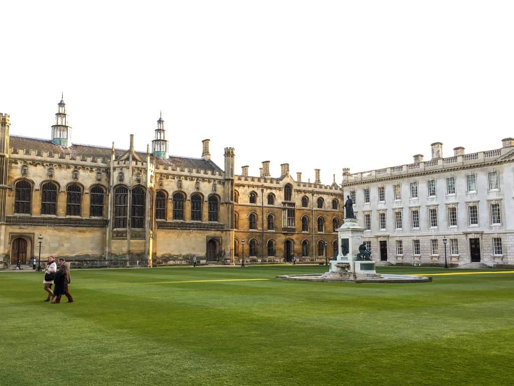 King's College at University of Cambridge, England 839132