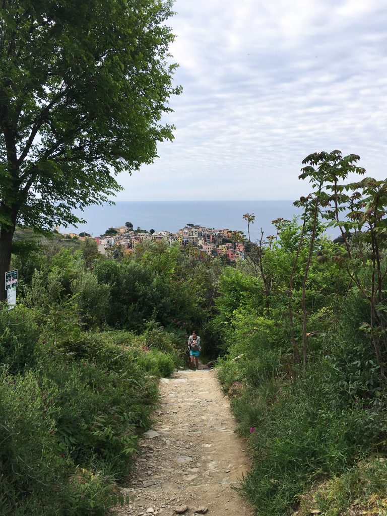 Hiking in the Cinque Terre | Hiking the Sentiero Azzurro (Blue Path) in Italy
