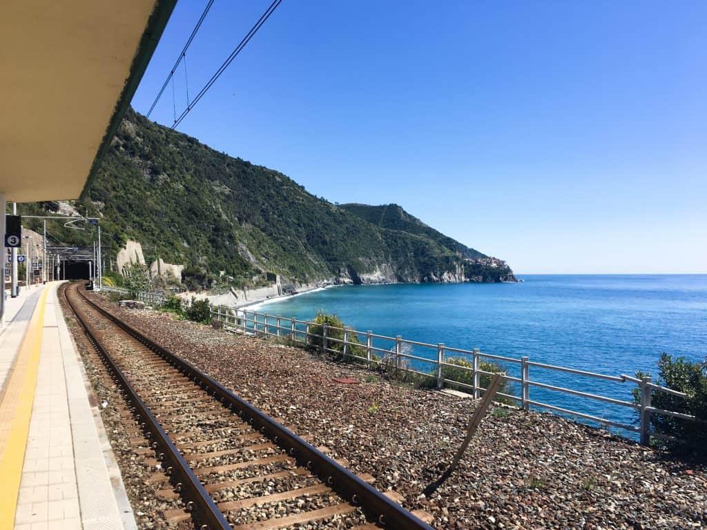 The Cinque Terre Italy Corniglia Italian Riviera Liguria