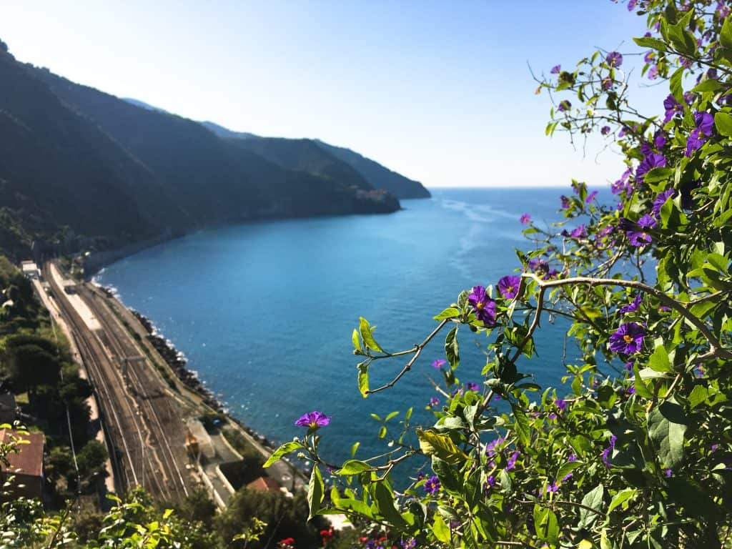 Hiking in the Cinque Terre | Hiking the Sentiero Azzurro (Blue Path) through Corniglia, Italy