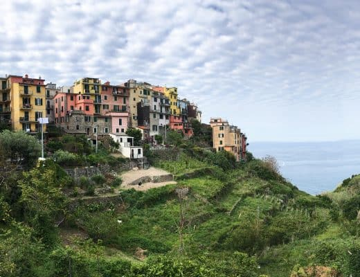 Corniglia, the best place to stay in the Cinque Terre, Italy