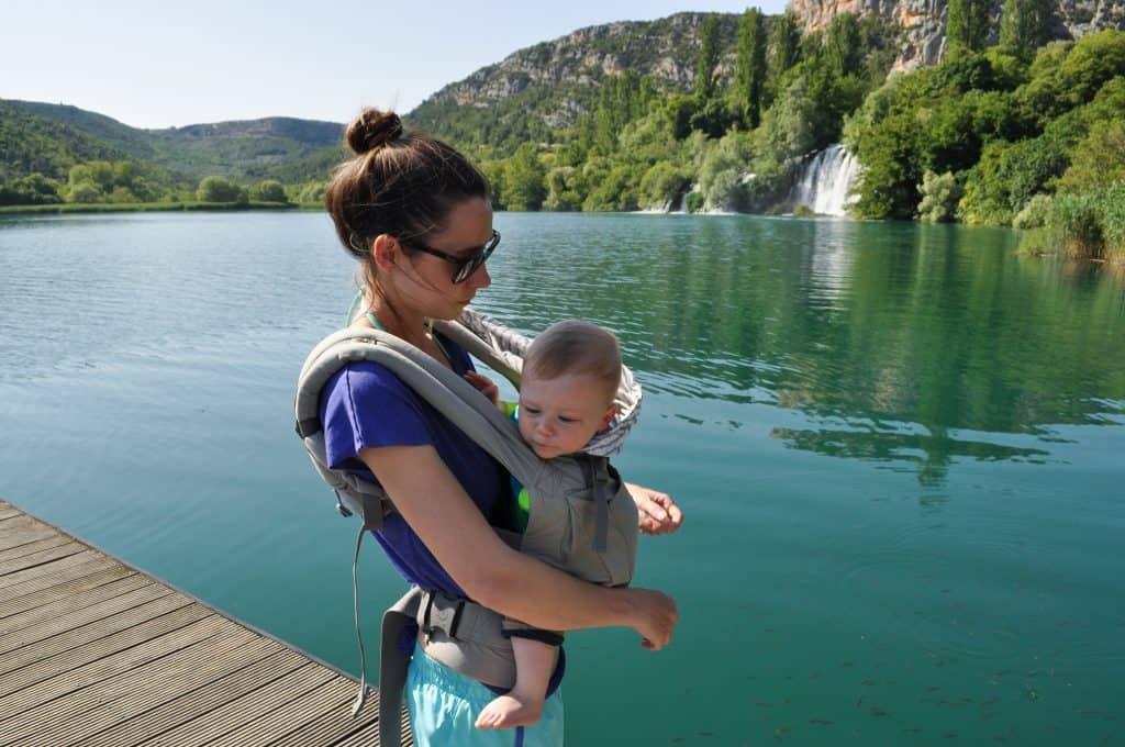 Krka National Park Roski Slap Waterfalls Croatia