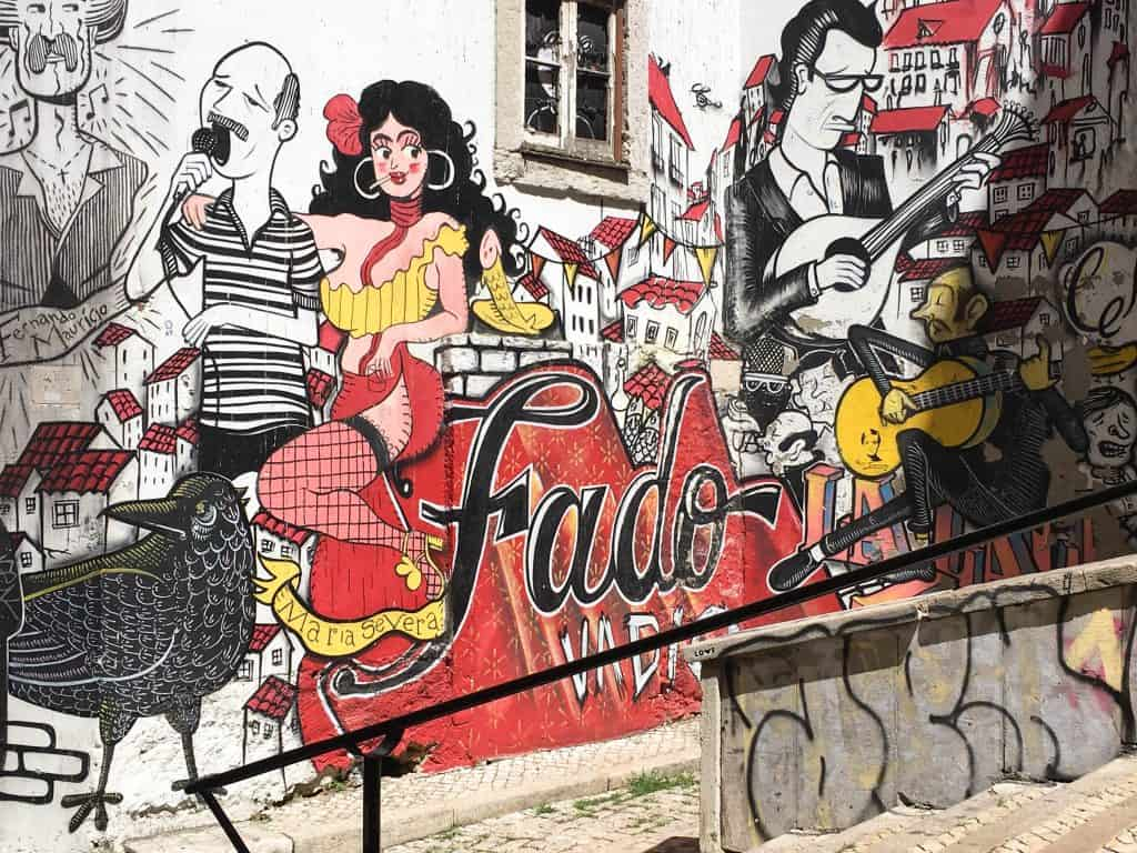 LLisbon Street Art in Mouraria | Street Art Tours: the best way to discover the living city