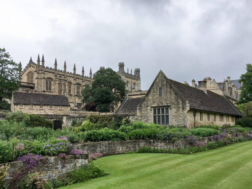 University of Oxford, Christ Church College