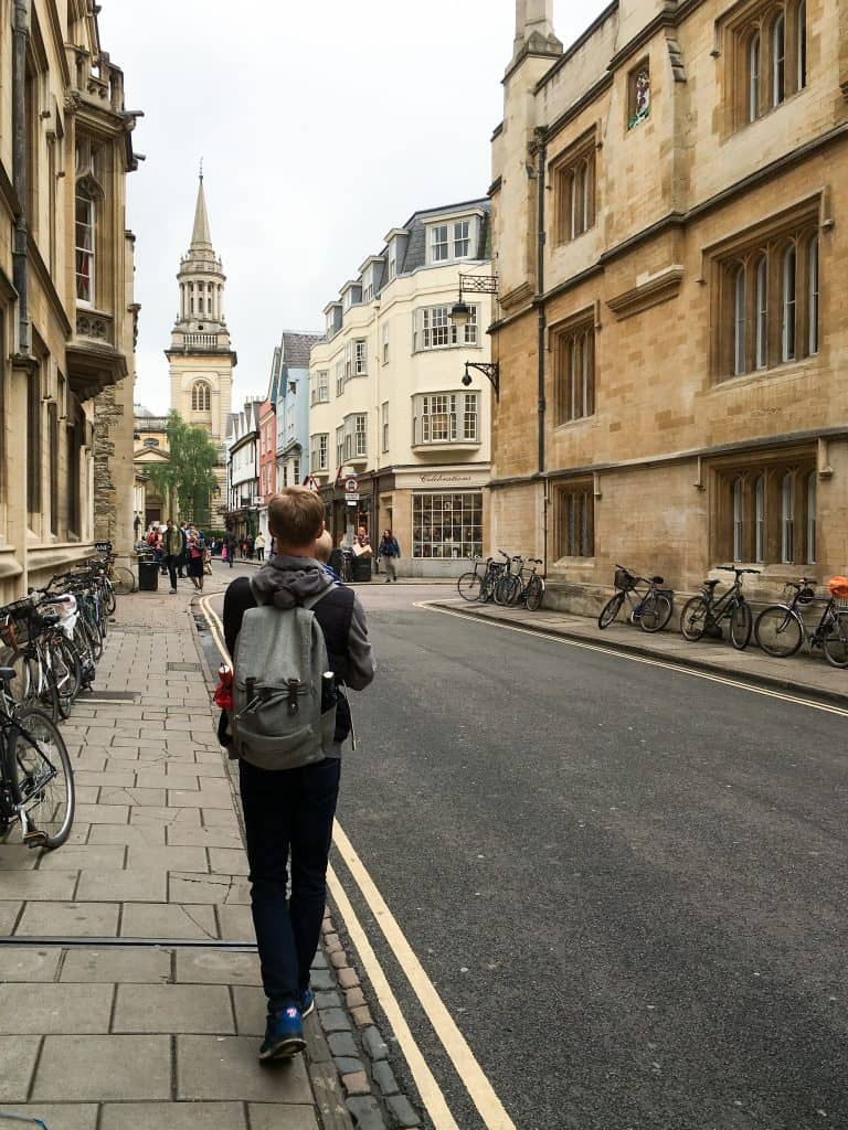 Oxford, England | Oxford vs Cambridge: The best English University town