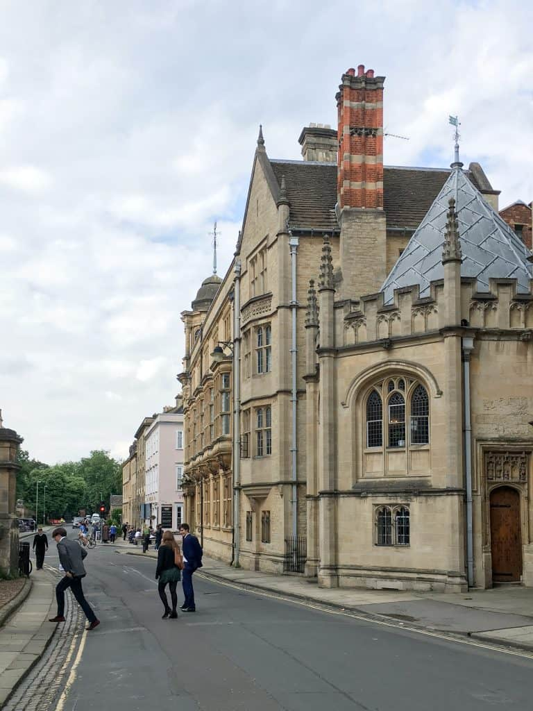 University of Oxford, England | Oxford vs Cambridge: The best English University town