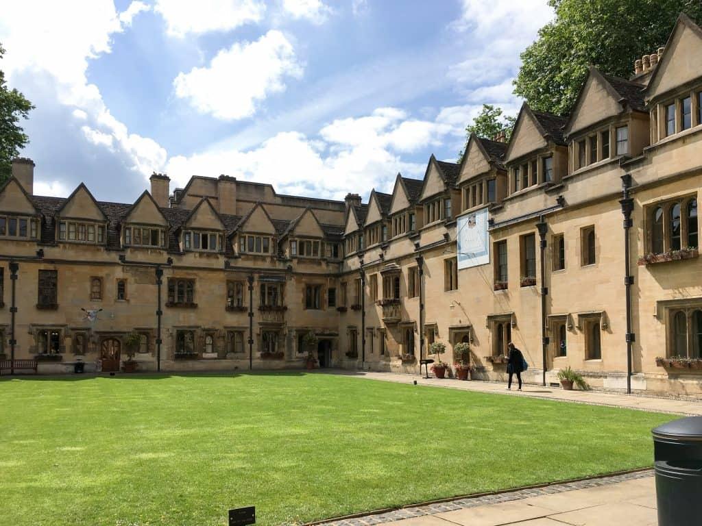 University of Oxford, England | Oxford vs Cambridge