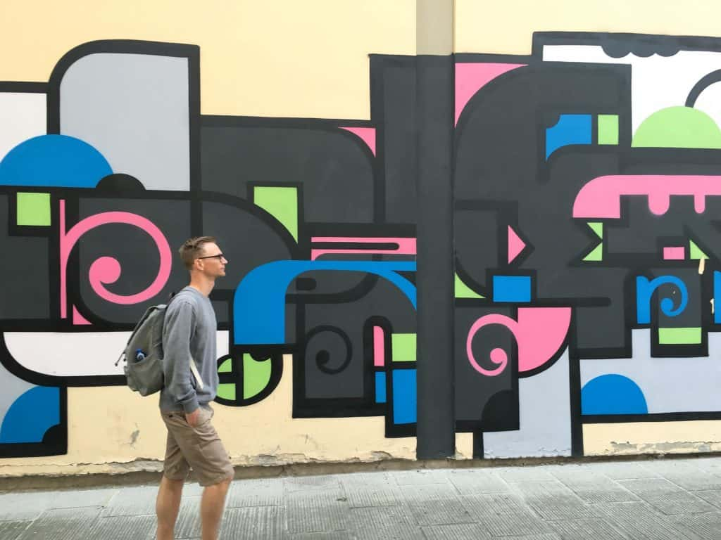 Street Art in Pisa, Italy | Street Art Tours: the best way to discover the living city