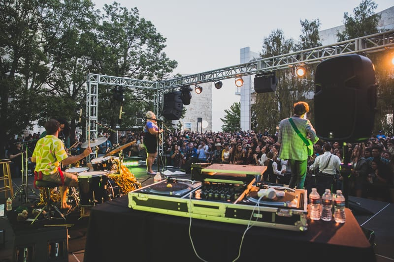 Los Angeles Free Summer Concerts The Getty Saturdays Off the 405