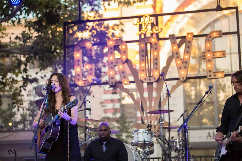 The Grove Los Angeles Free Summer Concert Series | Free Summer Concerts in LA