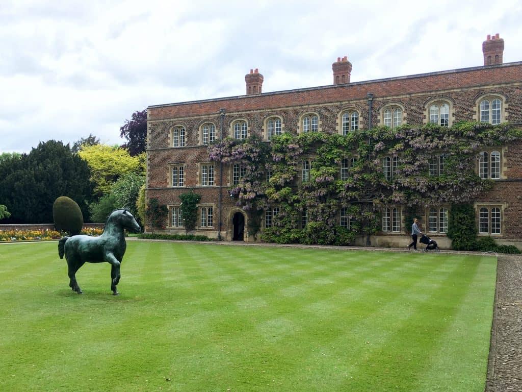 Jesus College at Cambridge University, England | The 5 Best Cambridge Colleges to Visiti