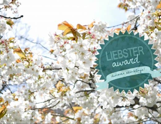 We've been nominated for a Liebster Award!
