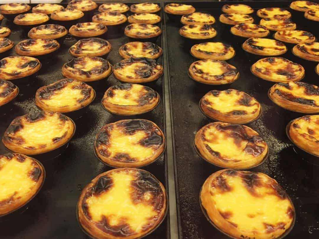 The Best Pastel De Nata in Lisbon at Manteigaria
