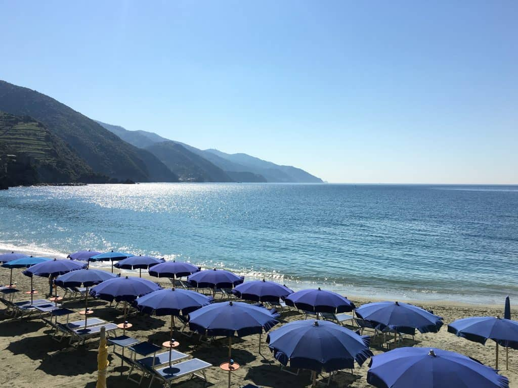 5 Tips for Hiking in the Cinque Terre | Hiking the Sentiero Azzurro (Blue Path) through Monterosso al mare, Italy