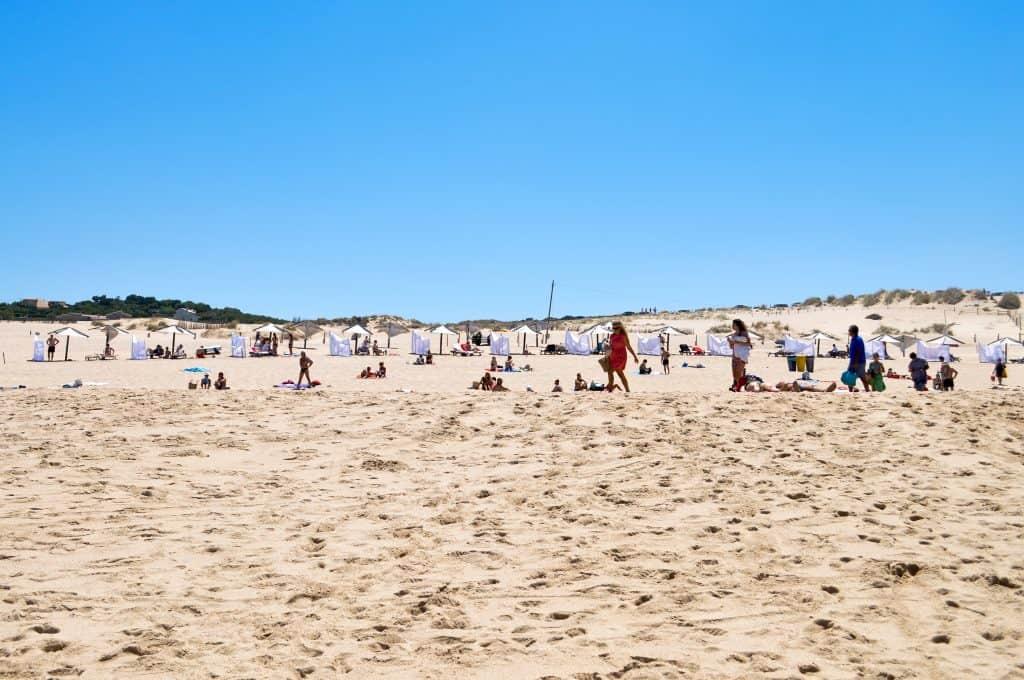 Praia do Guincho near Cascais, Portugal | Perfect beach trip from Lisbon