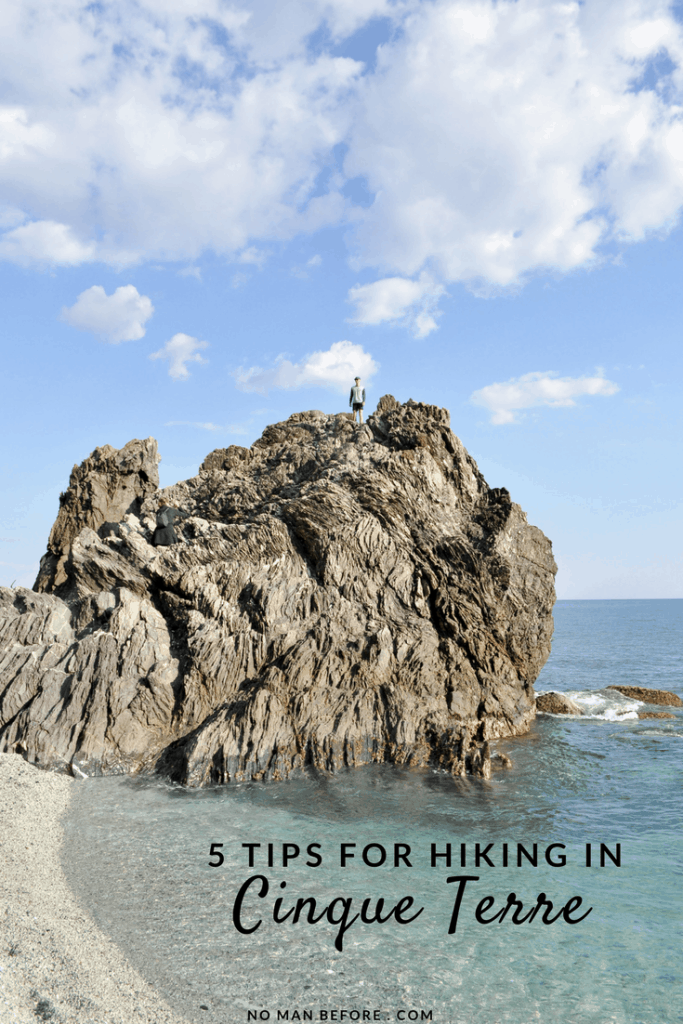 Hiking in the Cinque Terre Italy | 5 tips for hiking in the Cinque Terre