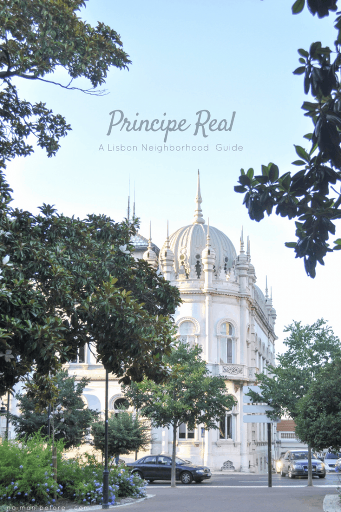 A Guide to Principe Real, the trendiest neighborhood in Lisbon, Portugal. Head up to Principe Real for the best miradouros, coolest boutiques and some of the best restaurants in Lisbon!