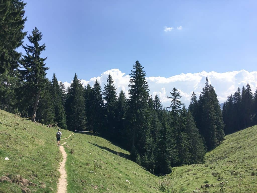 Hiking in Romania, Piatra Craiului Mountains