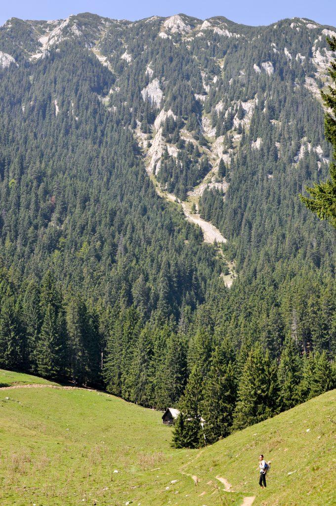 Hiking in Romania, Piatra Craiului Mountains