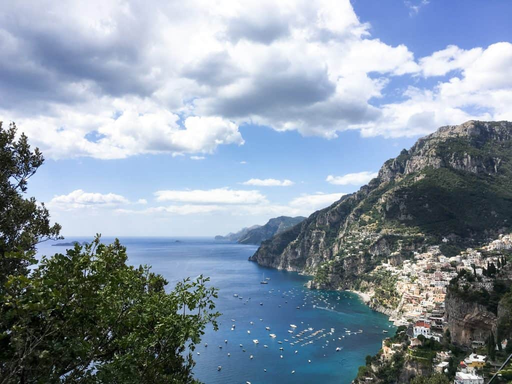 Amalfi Coast, Italy | Beautiful views on the Path of the Gods