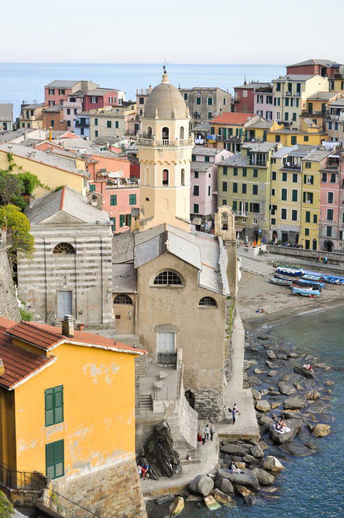 Vernazza, Italy   The Cinque Terre