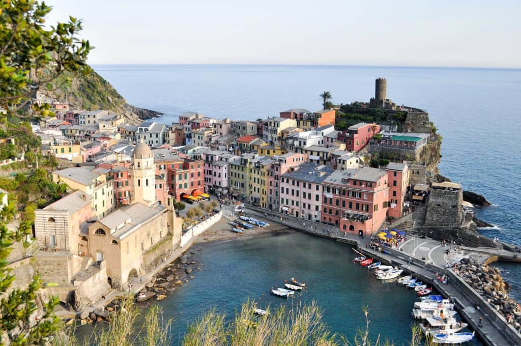Vernazza, Italy | Our favorite travel experiences of 2016