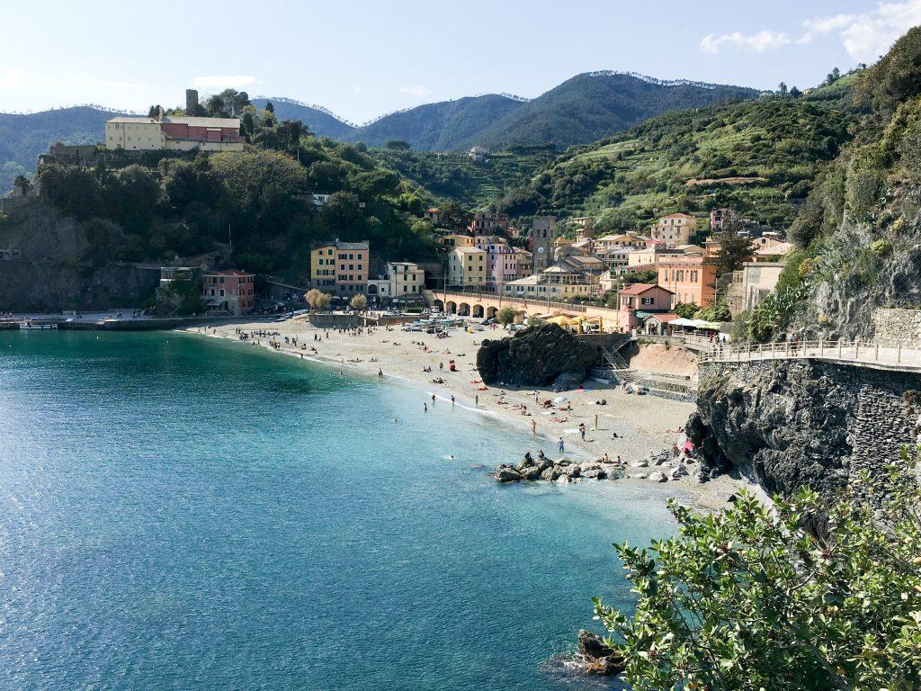 Monterosso, Italy   The Cinque Terre