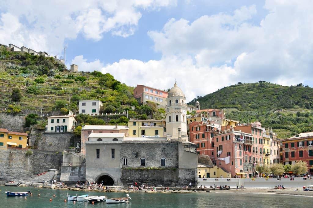 Vernazza, Italy | The Cinque Terre