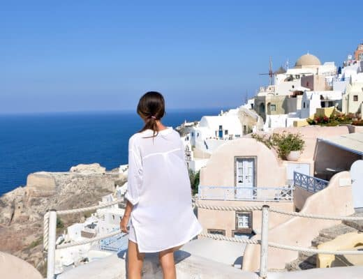 Oia, Santorini |  10 Fun Things to Do in Santorini