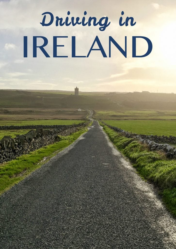 Driving in Ireland | Everything you need to know for a road trip through the Emerald Isle
