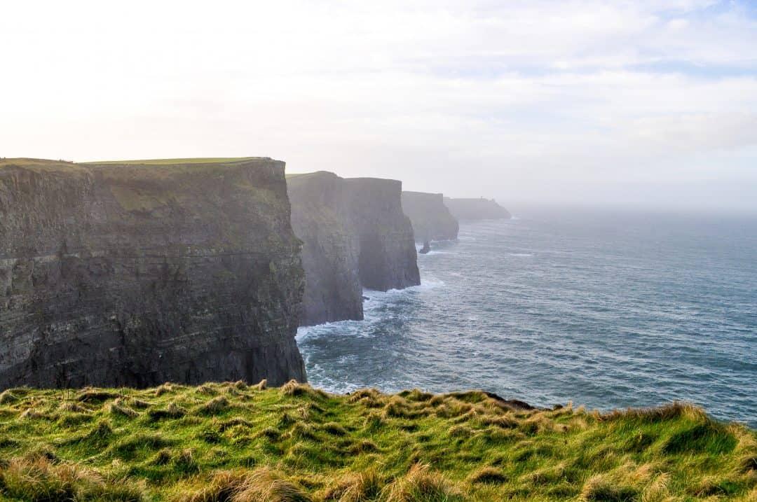 The Stunning Cliffs of Moher | 9 Stunning Coastal Walk of Ireland | The Best Hiking in Ireland