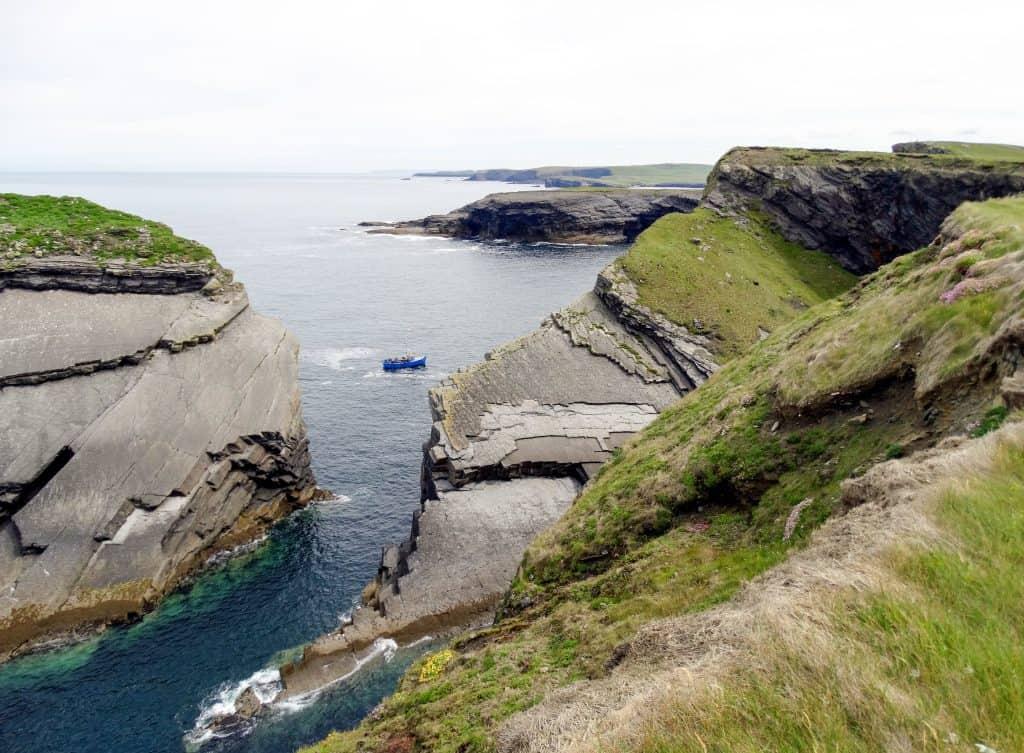 Kilkee Cliff Walk | 9 Stunning Coastal Walks of Ireland (the Best Hiking in Ireland)