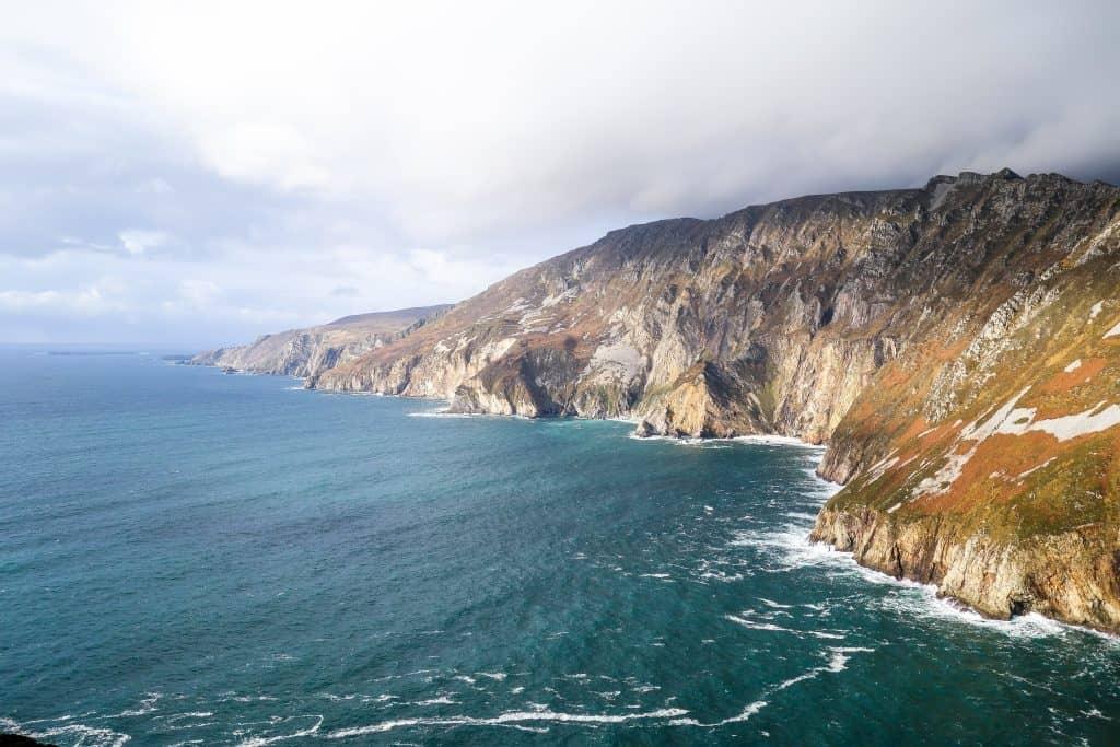 Slieve League Cliffs | 9 Stunning Coastal Walks of Ireland (the Best Hikes in Ireland)