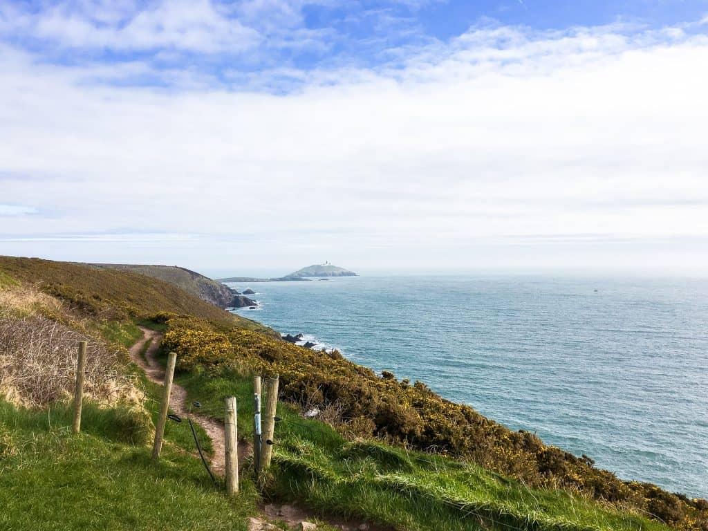 Ballycotton Cliff Walk | 9 Stunning Coastal Walks of Ireland (the Best Hiking in Ireland)